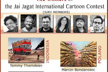 Jai Jagat Cartoon Contest Winners and List Selected Cartoons