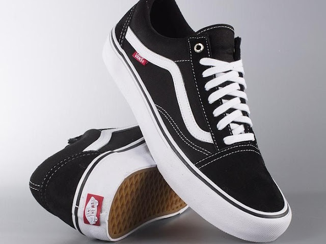 Sepatu Vans Asli