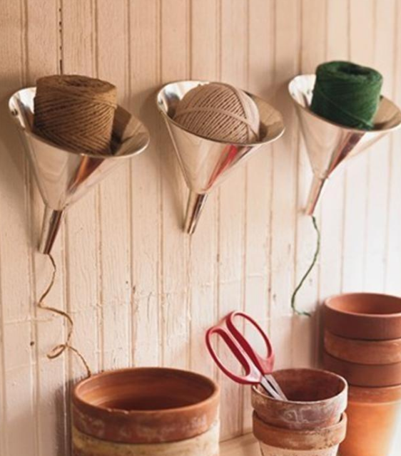 WAYS TO REPURPOSE YOUR OLD KITCHEN UTENSILS & TOOLS