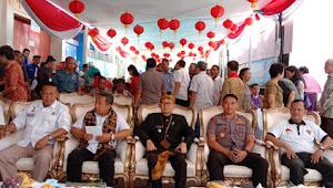 Pencanangan Kampung Toleransi   Diwakili Wakapolrestabes Bandung