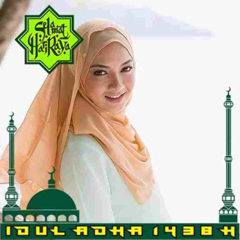 Bingkai Foto Profil FB Selamat Idul Adha Dan Qurban