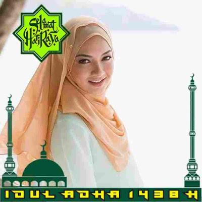 Bingkai FB Selamat Idul Adha 2