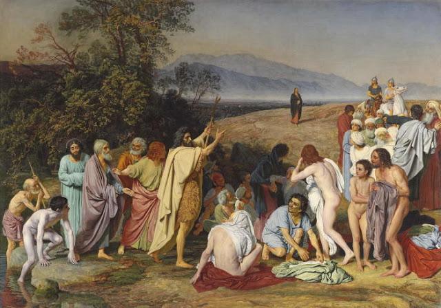 A Aparição de Cristo ao Povo