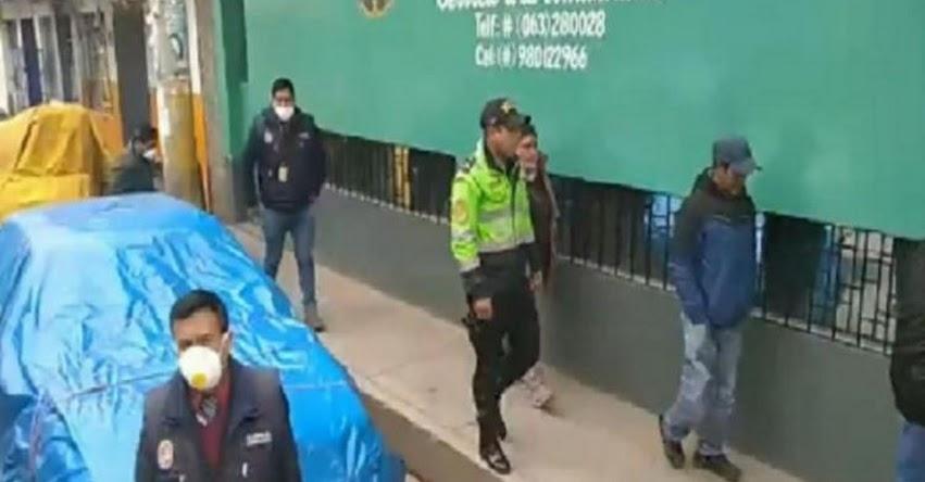 CORONAVIRUS: Gobierno creará el registro de infractores del estado de emergencia