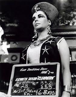 Elizabeth Taylor - vestuario Cleopatra