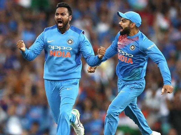 When you bat at No.6-7, sometimes you click, sometimes you don't : Krunal Pandya