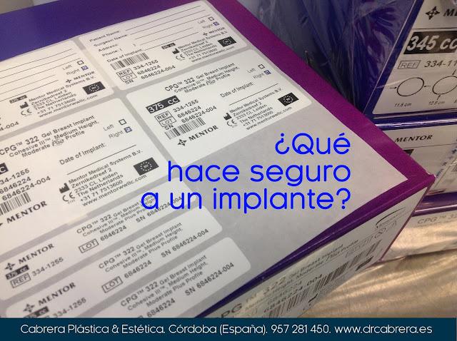implantes seguros
