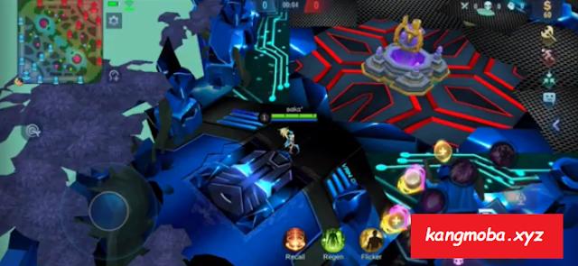 Script Mod Map Transformers + Drone View Mobile Legends Patch Terbaru