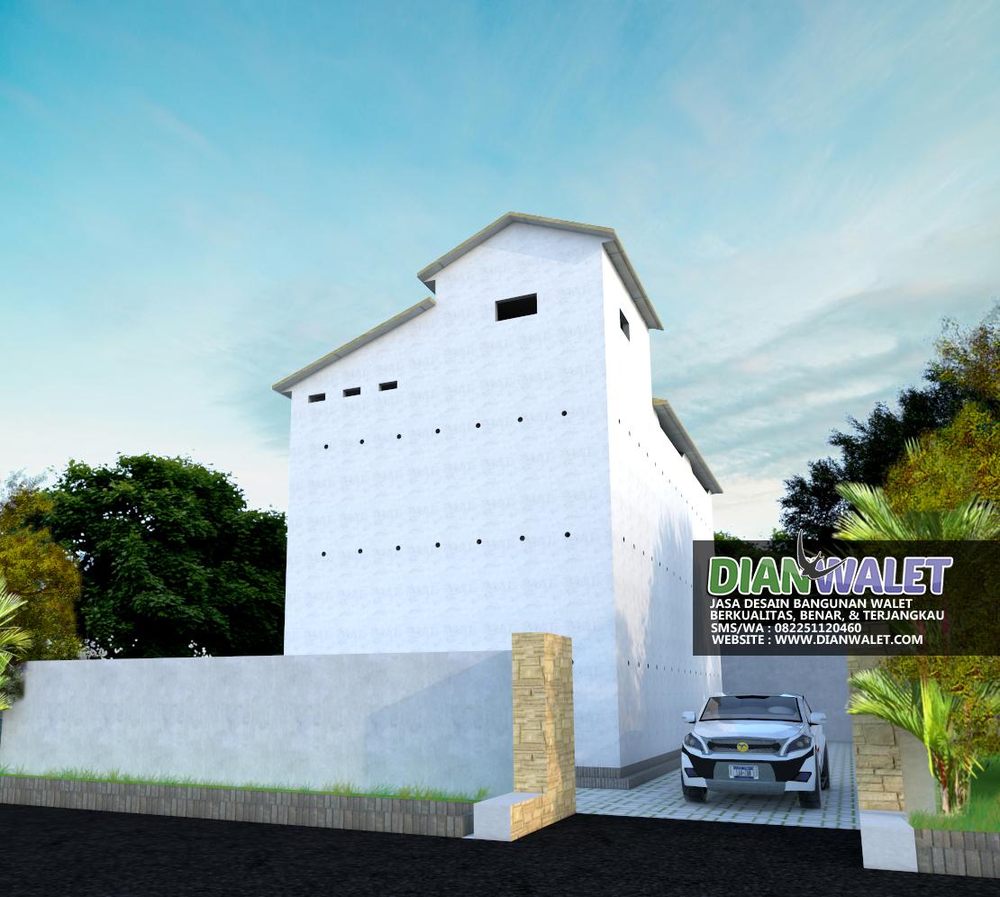 Contoh Desain Rumah Walet Kayu Title