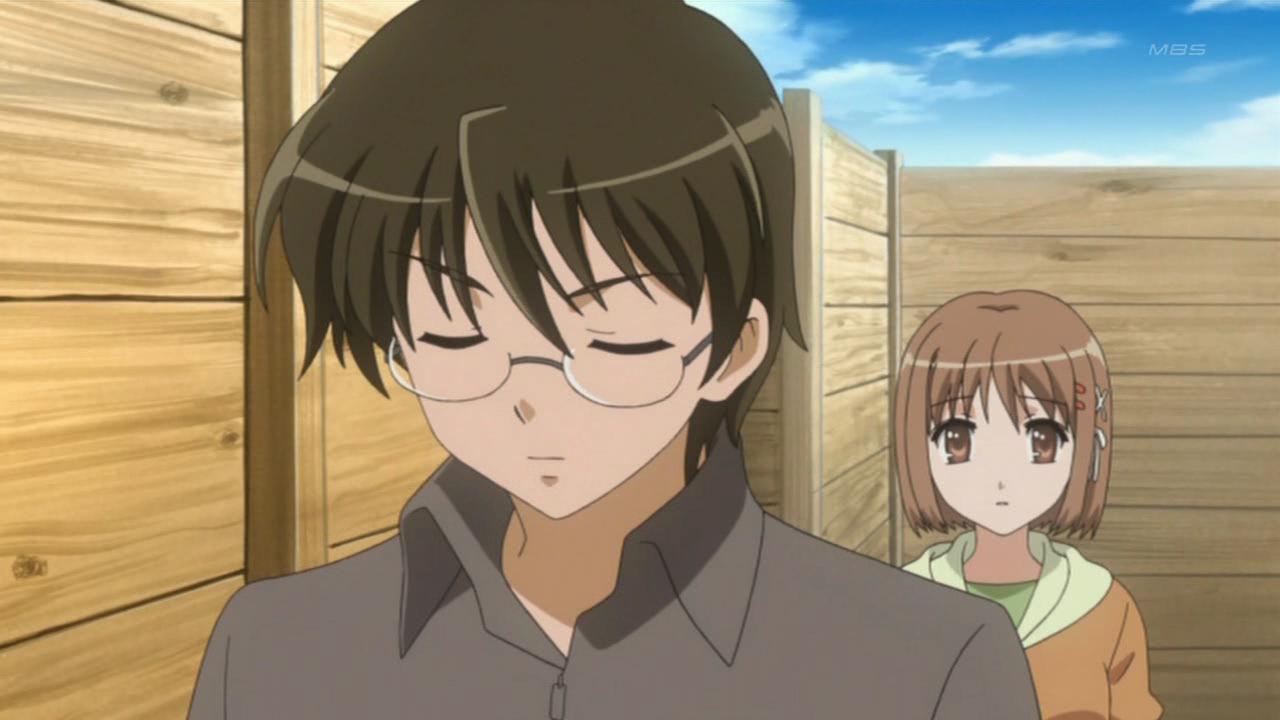 Hayato Ike - Shakugan No Shana