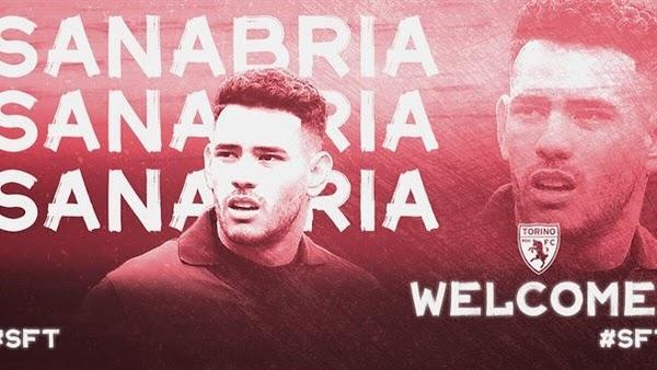 Oficial: Betis, Tonny Sanabria firma por el Torino