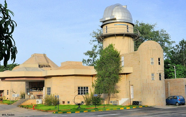 Nehru Planetarium, Best Places to Visit in Delhi