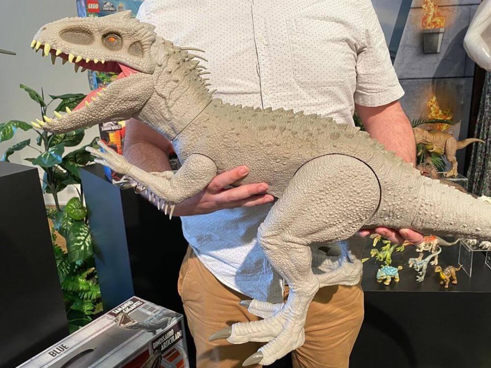 Огромный динозавр Тирекс новые игрушки 2020 года
