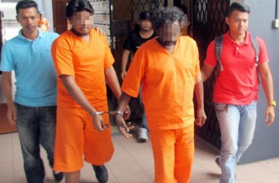 Suspek Kes Bunuh Tapah Ditahan Semula