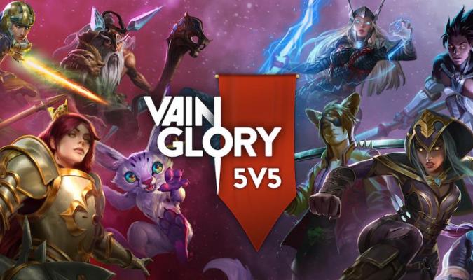 Rekomendasi Games Gratis Android Terbaru - Vainglory