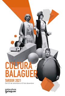 Programació Cultural Balaguer Tardor'21