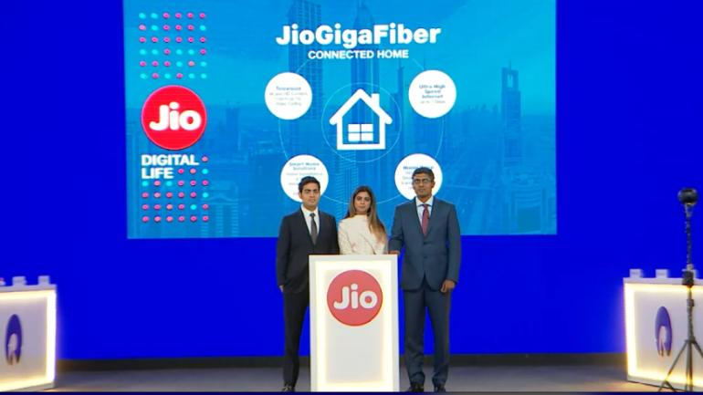 Jio GigaFiber Welcome Offer: Get FREE 4K TV + Set Top Box [Apply Now]