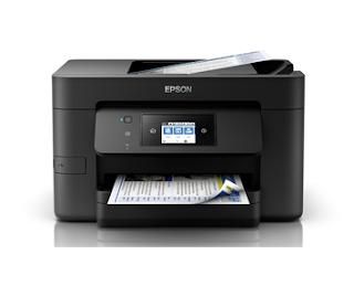 Epson WorkForce WF-3721 Drivers Download