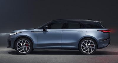 2020 Range Rover Velar SVAutobiography Review, Specs, Price
