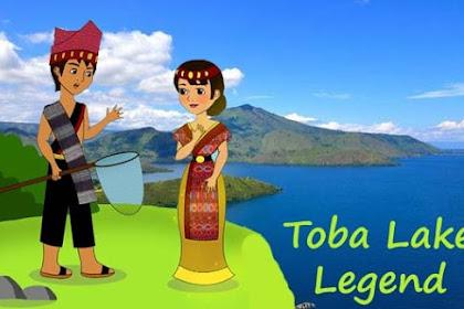 Contoh Narrative Text Legend Populer di Indonesia