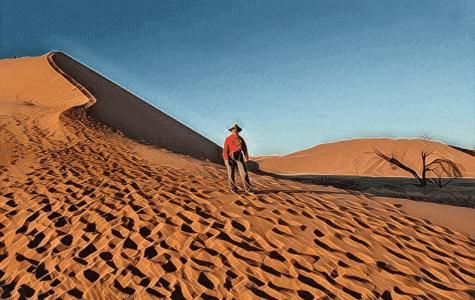 пустеля