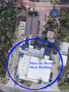 Meet the World Show Building Epcot World Showcase