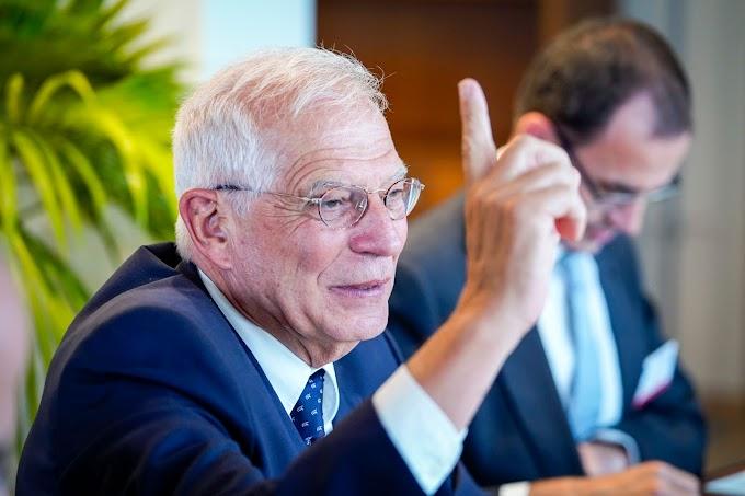 """EU High Rep. For Foreign Affairs Josep Borrell Asks For A EU Military Force To Achieve """"Strategic Autonomy"""""""
