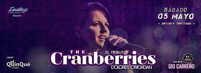 Tributo a The Cranberries - 05 de mayo