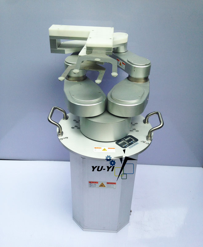 JEL WAFER TRANSFER ROBOT Dual Arm Robot with 6 AXES CONTROL UNIT C6000H