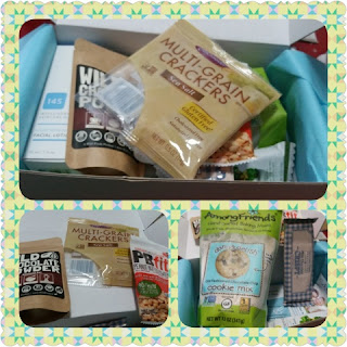 goodie box collage november