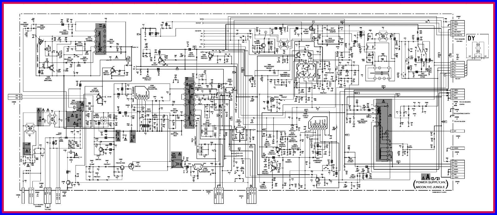 sony tv wiring diagram simple wiring schema relay circuit diagram sony circuit diagram [ 1600 x 693 Pixel ]