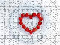Strawberry love puzzle
