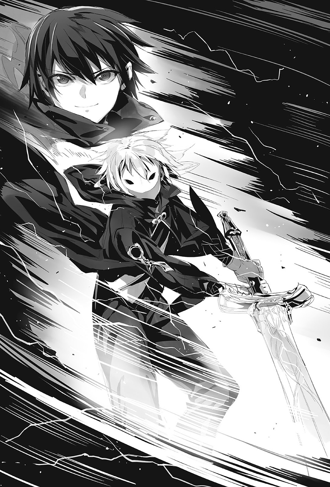 Death March Kara Hajimaru Isekai Kyousoukyoku / Death March To The Parallel World Rhapsody Light Novel Online Ilustração Volume 01 Satou Pendragon