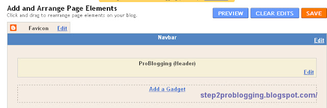 [How to] Add a widget above Blog Header [Tutorial]