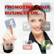 PHOTO VIDEO: Using Social Networking Websites to Promote Your Business