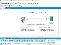 Belajar Packet Tracer #11 - Tutorial Membuat Web Server di Cisco Packet Tracer