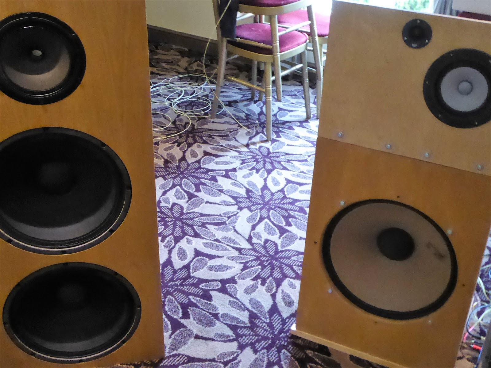 Rays Retirement Owston A Visit To Diy Audio Land How Build Speaker Box Amp Many In The Community Also Loud Speakers Since Of Us Dont Have Room For Workshops Large Boxes Turned Building