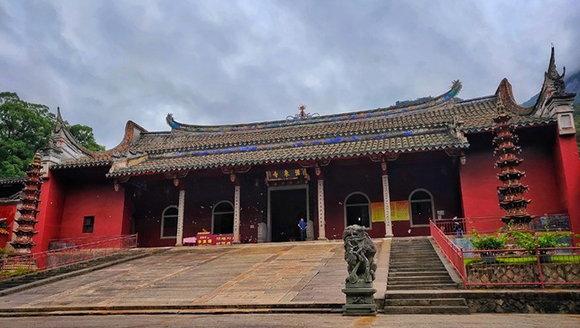 鼓山湧泉寺