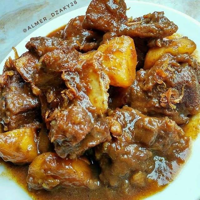 Malbi Iga Sapi Special - Resep Olahan Daging Sapi