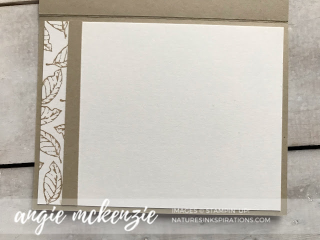 Good Morning Magnolia by Stampin' Up!® | Nature'e INKspirations by Angie McKenzie