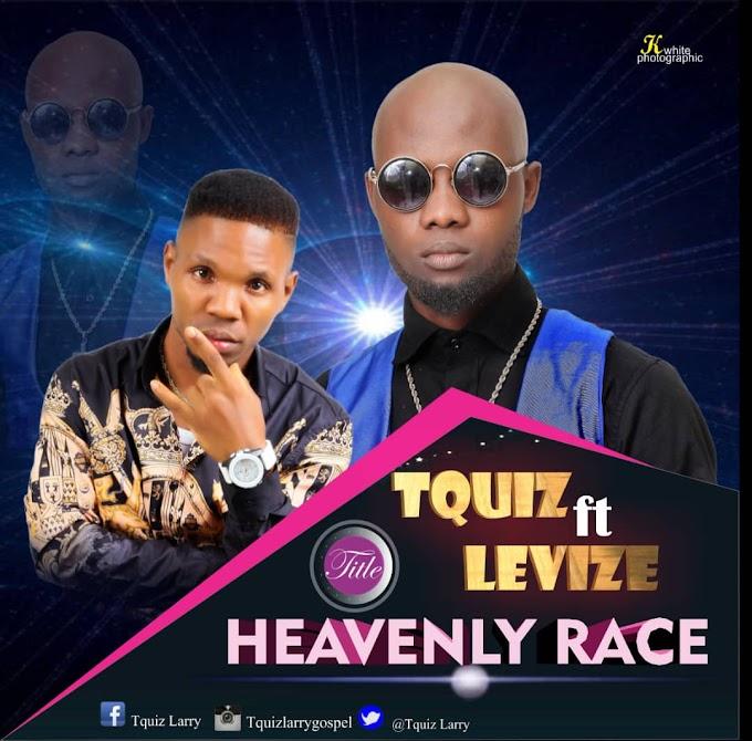 Tquiz - Heavenly Race ft levize