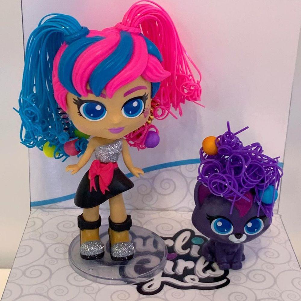 Куклы Curli Girls новинки игрушек 2020