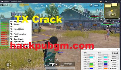 [ HACK PUBGM ] TX - Crack