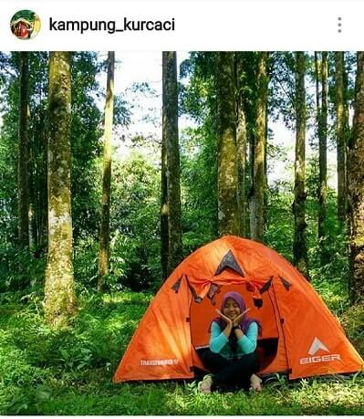 camping ground kampung kurcaci