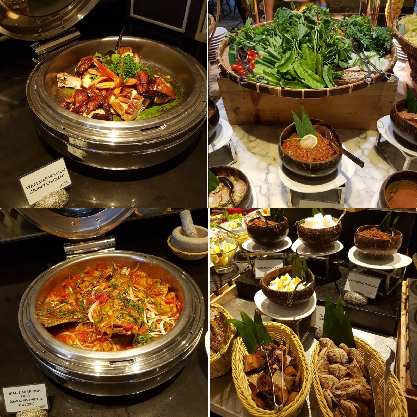 Ramadhan Buffet di Spoon G Hotel Kelawai, Penang.