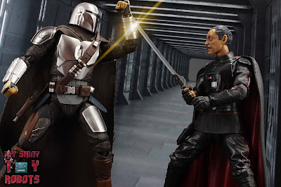 Star Wars Black Series Moff Gideon 39