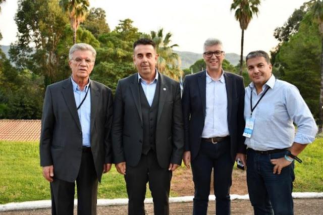 Τον Δήμαρχο Ναυπλιέων βραβεύει ο Πανελλήνιος Σύνδεσμος Αθλητικών Συντακτών