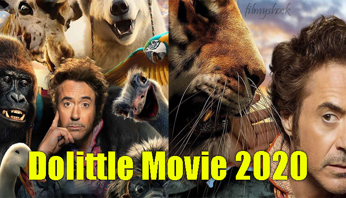 Dolittle 2020 Full Movie Download 720p - Robert Downey Jr