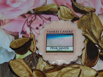 Yankee Candle, wosk Pink Sands