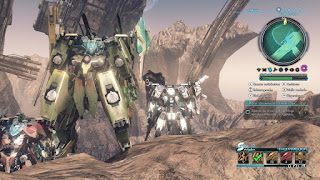 Skells from Xenoblade Chronicles X